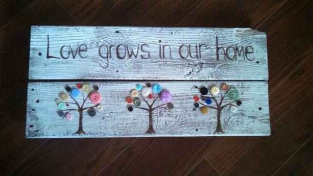 Love Grows In Our Home