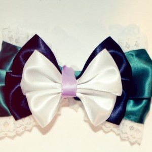 Haunted Mansion Inspired Bow