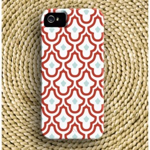 Moroccan Barely-There iPhone Case