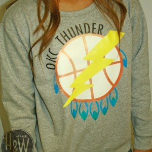Oklahoma City Thunder Sweatshirt