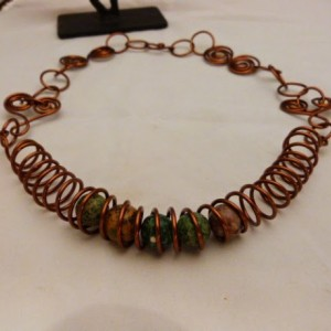Copper Marbles