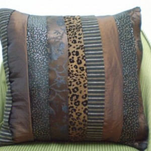 Tiered Pillow Cover