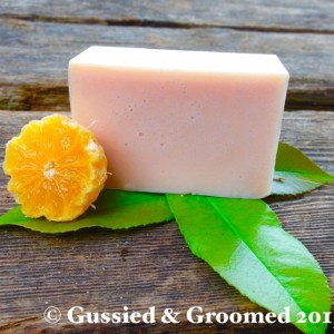 "2 ""Orange Blossom"" bars for $12"