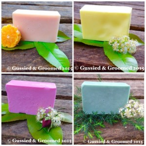 4 Soap bars of your choice $17