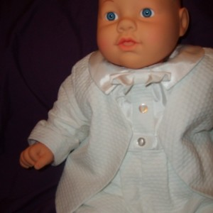 Boy's Baptism/Blessing Outfit