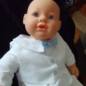 Boy's Christening/Baptism Outfit