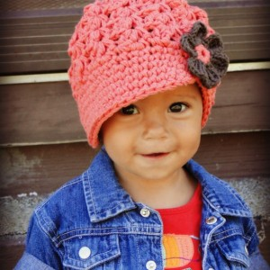 Crochet Hat for Toddlers sizes 12 Months-4T