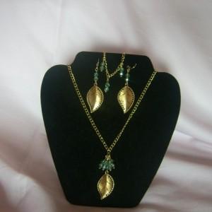Golden Leaf Set