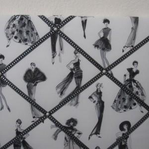 Vintage Inspired Bulletin Board