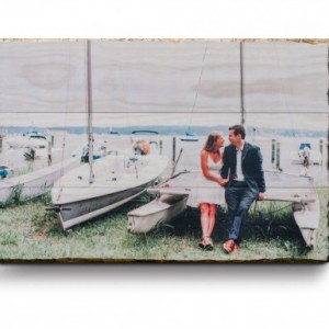 Photo on Wood 16.5x25