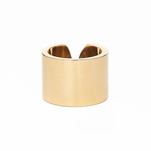 THE PROMISCUOUS RING: SOLID 14K YELLOW GOLD