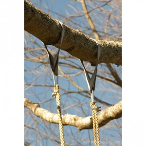Thirty Six Inches Long Tree Swing Hanging Kit
