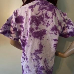 Thou shall not try me MOM 24/7 tie dye Tee Shirt