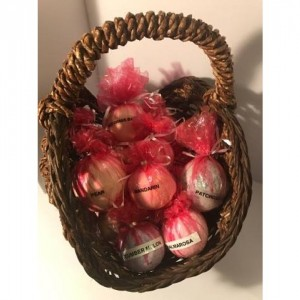 Large Bath Bomb Gift Basket