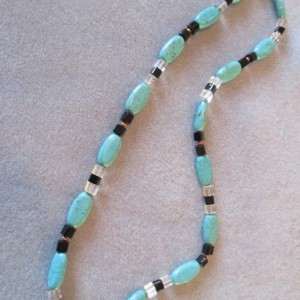 Memories of Taos Beaded Necklace