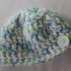3-6 month Chunky Super Soft Beanie Hat