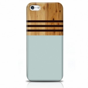 Wood Stripe iPhone Case