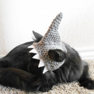 Cat Shark Hat Costume
