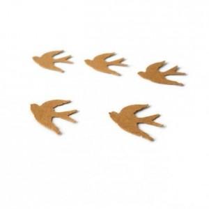 Dove Confetti - Bird Confetti - Party Confetti - Baby Shower Decor - Made to Order