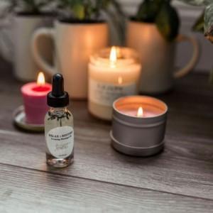 RELAX + RESTORE Evening Massage Oil