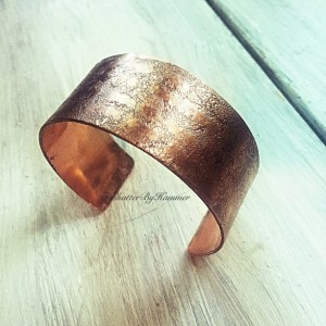 Fall Jewelry Coffee Bracelet copper coffee cuff bracelet copper bracelet copper jewelry 7th anniversary gift copper autumn jewelry coffee