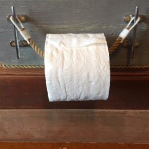 Rope Toilet Paper Holder