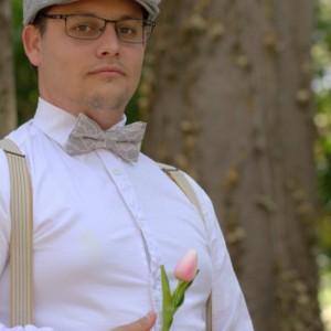 Gray Blush Mens Bow Tie - Grey Bow Tie - Grey Mens Bow Tie - Blush Bow Tie - Gray Bow Tie - Pink Bow Tie - Wedding Bow Tie - Bridal Bow Tie