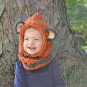 Fox  Hooded Cowl