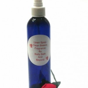 8 oz Linen Spray - Air Freshener - Room Deodorizer