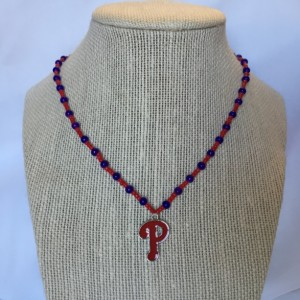 Philadelphia Phillies Necklace