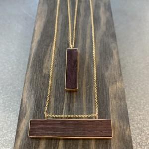 Wine Barrel Necklace