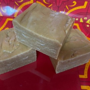 Butterscotch Fudge  *nut free*  1/2 pound  **FREE SHIPPING