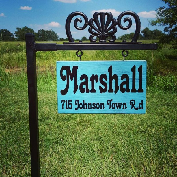 Yard Signs Personalized, Garden Signs, House Signs, Personalized Gifts, Housewarming Gifts, #2