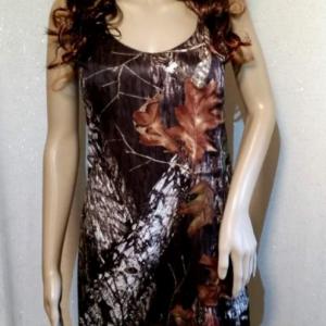Handmade Camouflage Dress