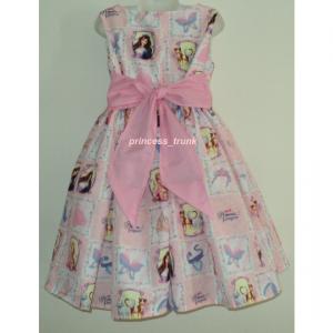 NEW Handmade Ballerinas On Purple Dress Custom Sz 12 M-14Yrs