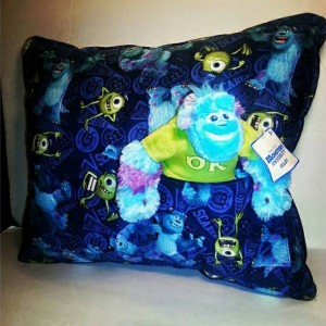 Sulley Monster University
