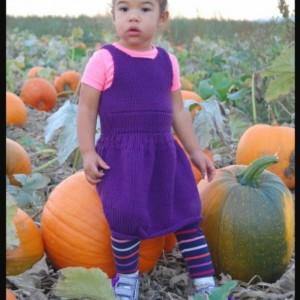 Knit Princess Dress