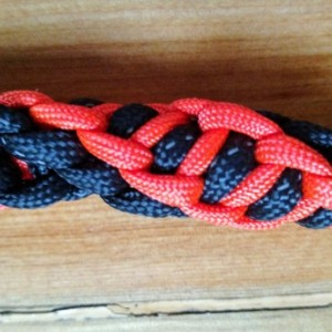 Braided Paracord Biker Wallet/Watch Chain