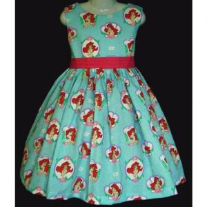 NEW Handmade Sesame Street Abby Cadabby Dress Sz 12M-14Yrs