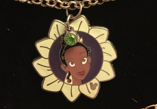 Princess Tiana Necklace