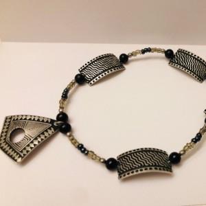 Recycled Bracelet Necklace
