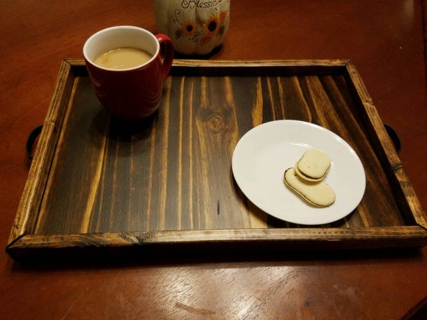 Espresso Serving Tray