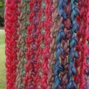 Scarf, pink Scarf, blue Scarf, yarn, gift, for women, winter scarf, boho clothing, fashion, fashion accessory, winter, winter fashion