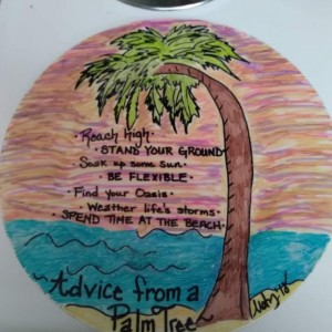 """Advice from a Palm Tree"""