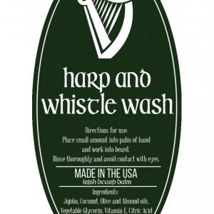 Harp and Whistle Beard Wash