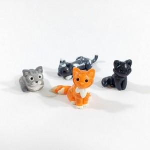 Your Cat as a Custom Pet Miniature Figure