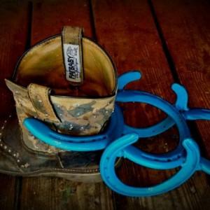 Horseshoe decor, Boot Jack, country rustic decor, Porch decor, handmade western art, Boot accessories, Country rustic, rustic home decor,