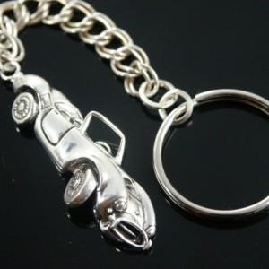 AC Shelby Cobra  chain sterling silver