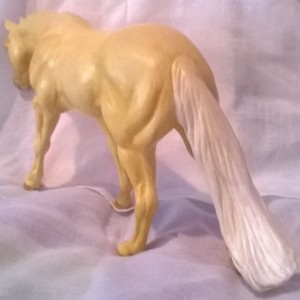 Champaign Breyer Custom