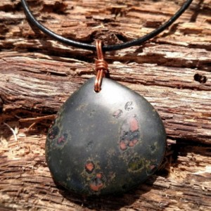 Simple Stone Pendant